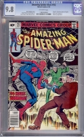 Amazing Spider-Man #192 CGC 9.8 ow