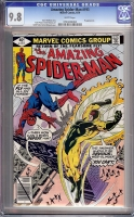 Amazing Spider-Man #193 CGC 9.8 w