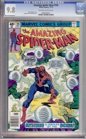 Amazing Spider-Man #198 CGC 9.8 ow/w