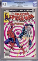 Amazing Spider-Man #201 CGC 9.8 w