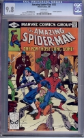 Amazing Spider-Man #202 CGC 9.8 w