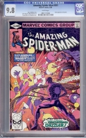 Amazing Spider-Man #203 CGC 9.8 w