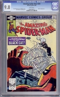 Amazing Spider-Man #205 CGC 9.8 w