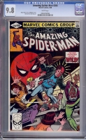 Amazing Spider-Man #206 CGC 9.8 w