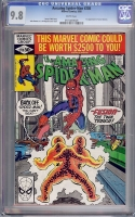 Amazing Spider-Man #208 CGC 9.8 w