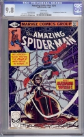 Amazing Spider-Man #210 CGC 9.8 w