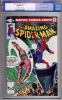 Amazing Spider-Man #211 CGC 9.8 ow/w