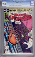 Amazing Spider-Man #213 CGC 9.8 w