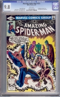 Amazing Spider-Man #215 CGC 9.8 w