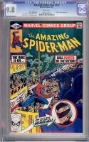 Amazing Spider-Man #216 CGC 9.8 w