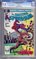 Amazing Spider-Man #221 CGC 9.8 w