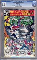 Amazing Spider-Man #222 CGC 9.8 w