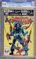 Amazing Spider-Man #225 CGC 9.8 w