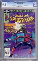 Amazing Spider-Man #227 CGC 9.8 w