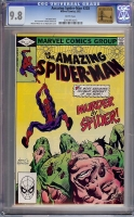 Amazing Spider-Man #228 CGC 9.8 w Golden State