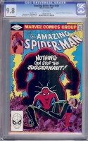 Amazing Spider-Man #229 CGC 9.8 w