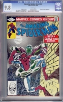 Amazing Spider-Man #231 CGC 9.8 w