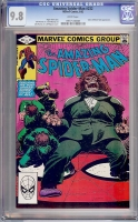 Amazing Spider-Man #232 CGC 9.8 w