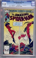 Amazing Spider-Man #233 CGC 9.8 w