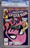 Amazing Spider-Man #243 CGC 9.8 w