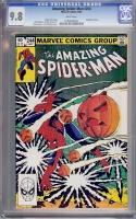 Amazing Spider-Man #244 CGC 9.8 w