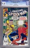 Amazing Spider-Man #246 CGC 9.8 w