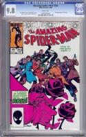 Amazing Spider-Man #253 CGC 9.8 w