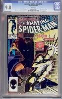 Amazing Spider-Man #256 CGC 9.8 w