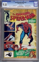 Amazing Spider-Man #259 CGC 9.8 w