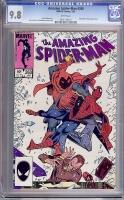 Amazing Spider-Man #260 CGC 9.8 w