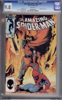 Amazing Spider-Man #261 CGC 9.8 w