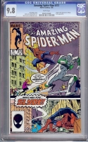 Amazing Spider-Man #272 CGC 9.8 w
