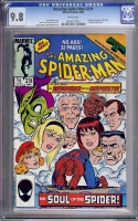 Amazing Spider-Man #274 CGC 9.8 w