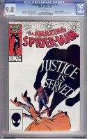 Amazing Spider-Man #278 CGC 9.8 w