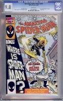 Amazing Spider-Man #279 CGC 9.8 w