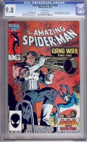 Amazing Spider-Man #285 CGC 9.8 w