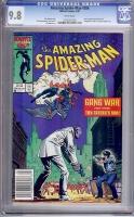 Amazing Spider-Man #286 CGC 9.8 w