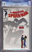 Amazing Spider-Man #290 CGC 9.8 w