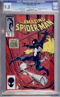 Amazing Spider-Man #291 CGC 9.8 ow/w