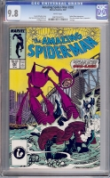 Amazing Spider-Man #292 CGC 9.8 w