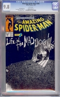 Amazing Spider-Man #295 CGC 9.8 w