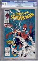 Amazing Spider-Man #302 CGC 9.8 w