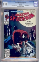 Amazing Spider-Man #308 CGC 9.8 w