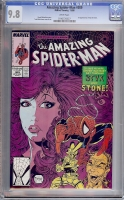 Amazing Spider-Man #309 CGC 9.8 w