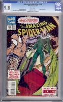 Amazing Spider-Man #386 CGC 9.8 w