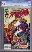 Amazing Spider-Man #395 CGC 9.8 w