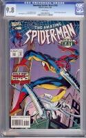 Amazing Spider-Man #398 CGC 9.8 w