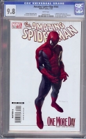 Amazing Spider-Man #544 CGC 9.8 w