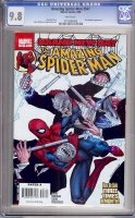 Amazing Spider-Man #547 CGC 9.8 w