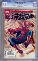 Amazing Spider-Man #549 CGC 9.8 w